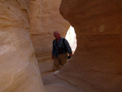 <i>Trip 4: </i>&nbsp;<u>Canyon Treking</u>