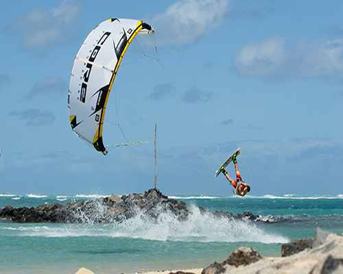 <i>Trip 8: </i>&nbsp;<u>Kite Surfing</u>