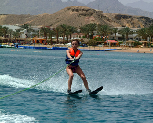<i>Trip 5: </i>&nbsp;<u>Water Skiing</u>