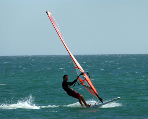 <i>Trip 7: </i>&nbsp;<u>Wind Surfing</u>